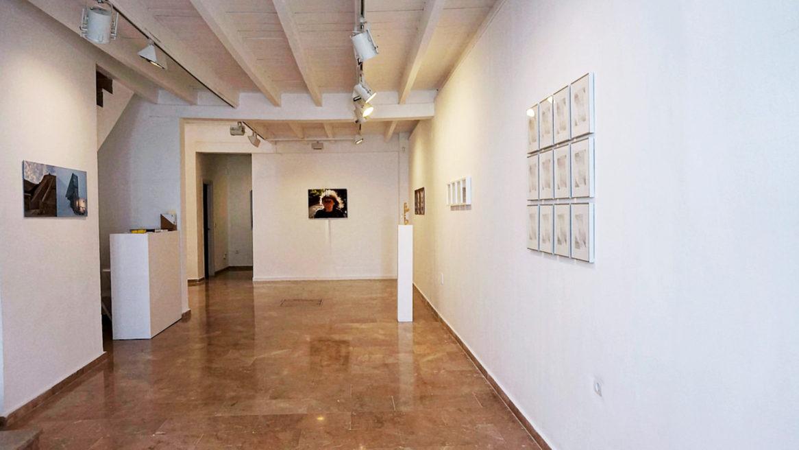 HORIZON DES ÉVÉNEMENTS | Galerie Alarcon Criado, Séville (Espagne) | 2015-2016