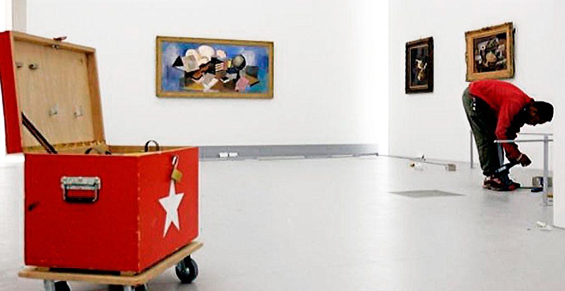 PHILLIPS COLLECTION | Musée Du Luxembourg, Paris (France) | 2005