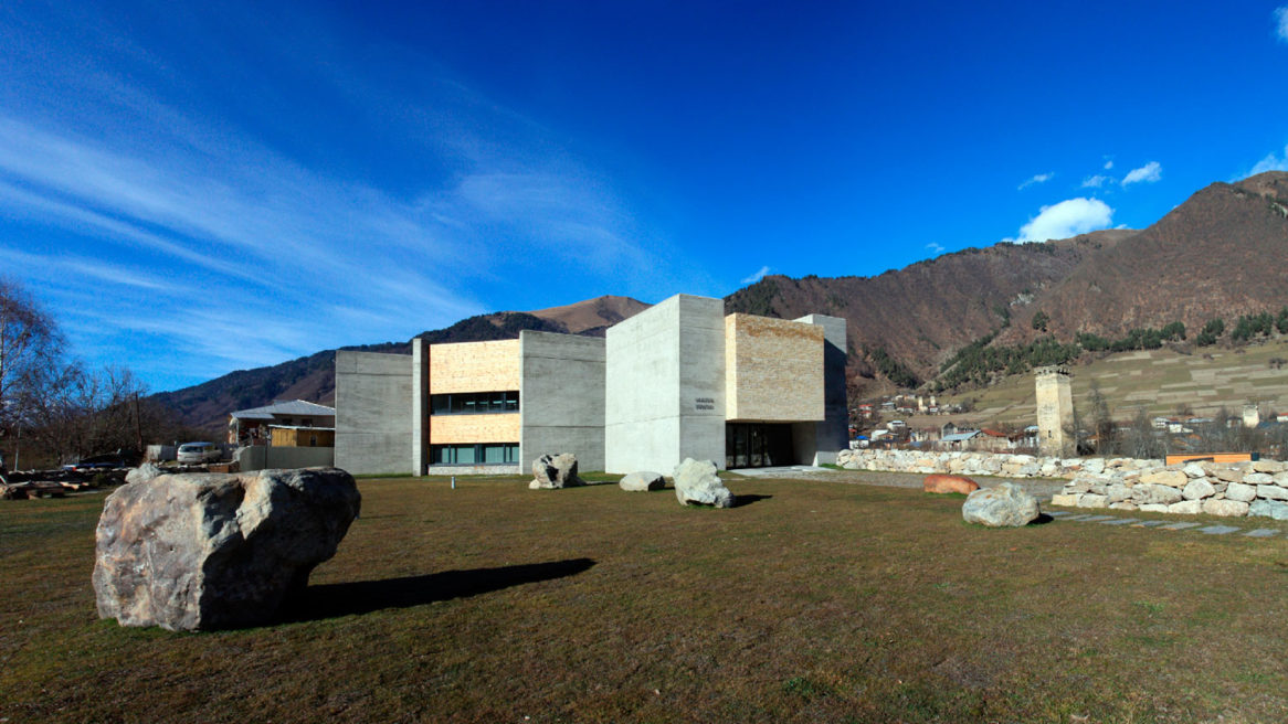 SVANETI MUSEUM | Museum of History and Ethnography of Svaneti, Svaneti (Georgia) | 2013