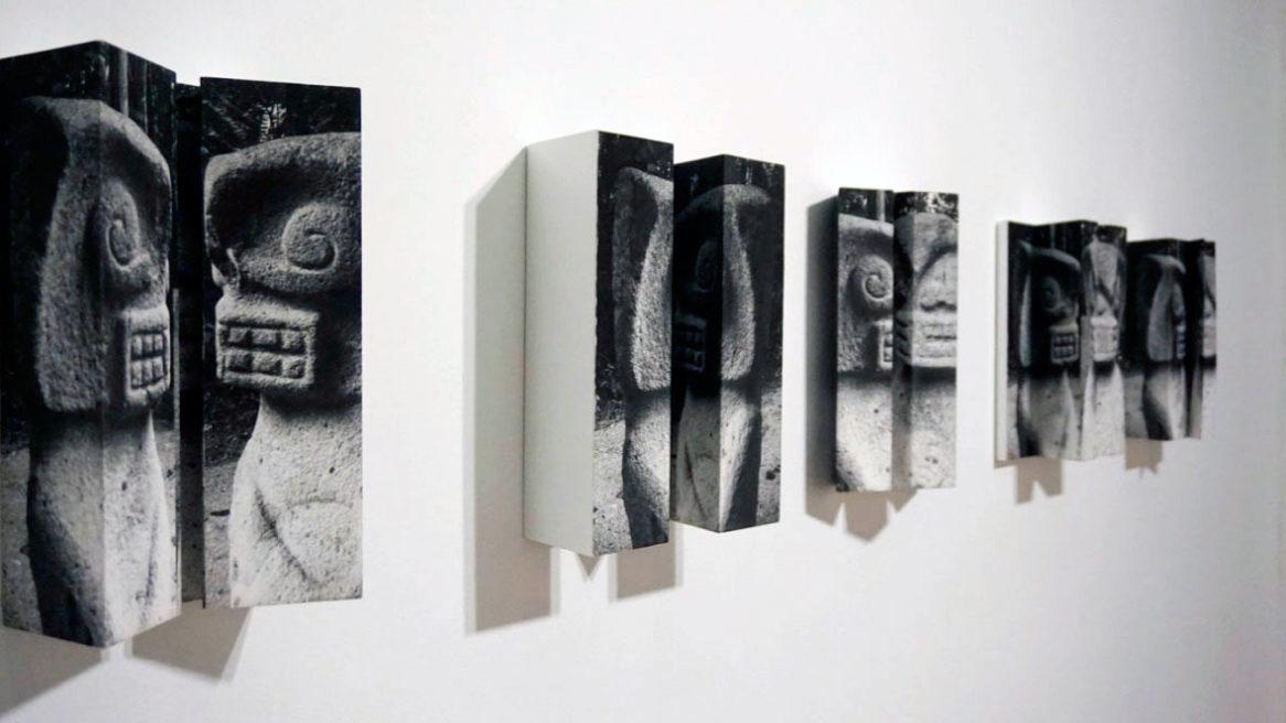 SUPERSYMÉTRIES: 1100, 1010, 1001, 0101, 0011  | Sculpture | 2015