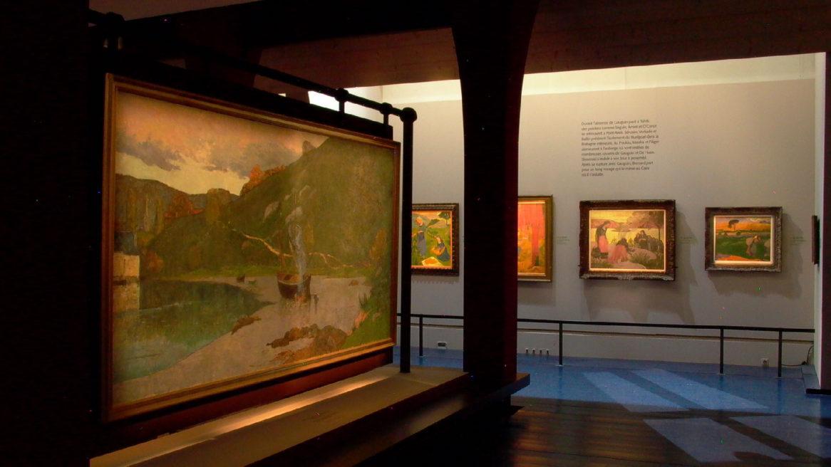 THE PONT-AVEN ADVENTURE AND PAUL GAUGUIN | Musée du Luxembourg, Paris (France) | 2003
